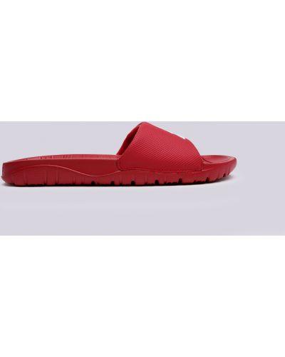 Сланцы красный пластиковый Jordan