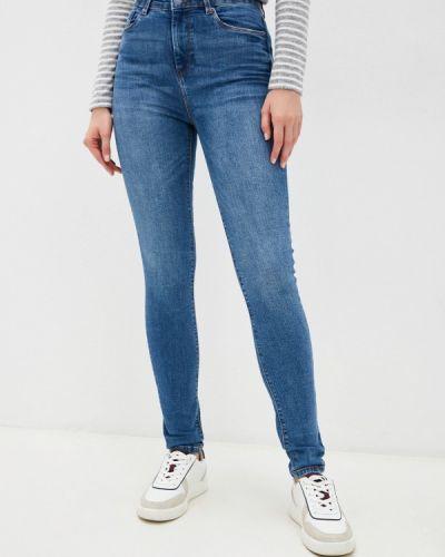 Зауженные джинсы - голубые Springfield