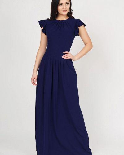 Вечернее платье - синее Grey Cat