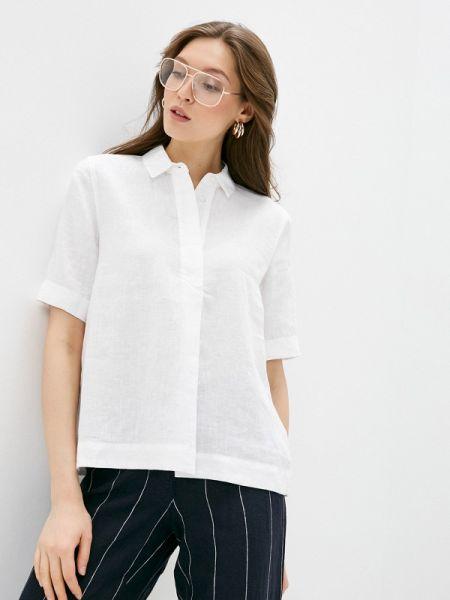 Рубашка с коротким рукавом белая Gerry Weber