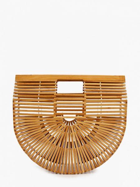 Весенняя бамбуковая сумка Paccia