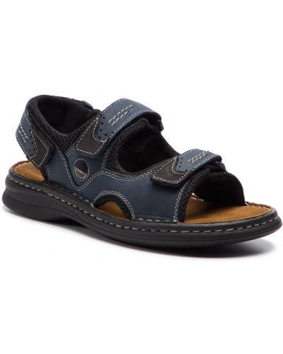 Sandały skorzane Josef Seibel