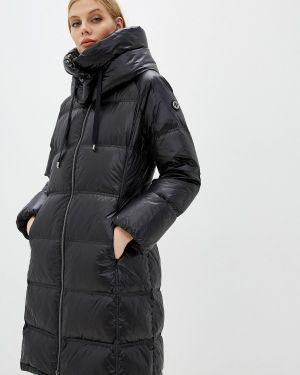 Черная зимняя куртка Laurèl