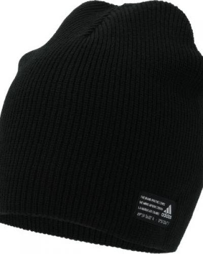Шапка бини - черная Adidas