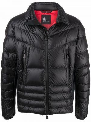 Czarna kurtka Moncler Grenoble