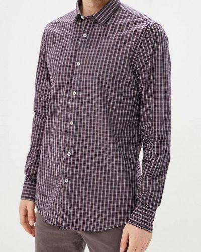 Фиолетовая рубашка с длинным рукавом Warren Webber