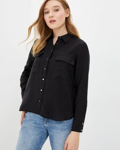 Черная рубашка с длинными рукавами Mavi