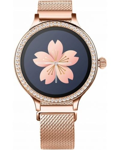 Klasyczny czarny zegarek Skmei
