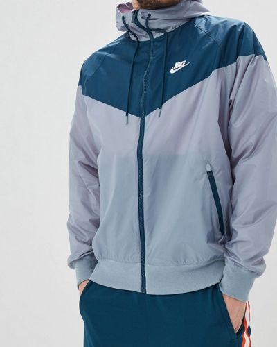 Ветровка серая Nike