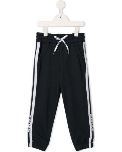 Sportowe spodnie z kieszeniami mało Msgm Kids