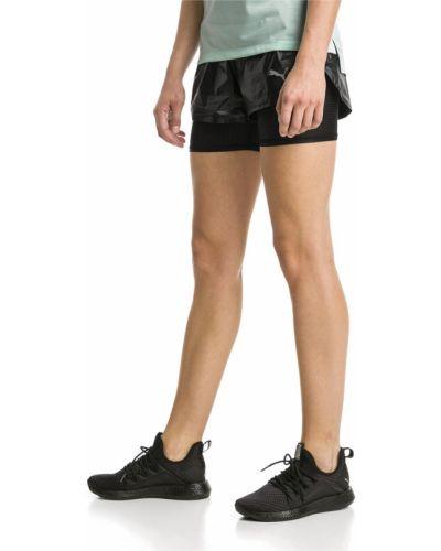 Комбинезон с шортами спортивный с завышенной талией Puma