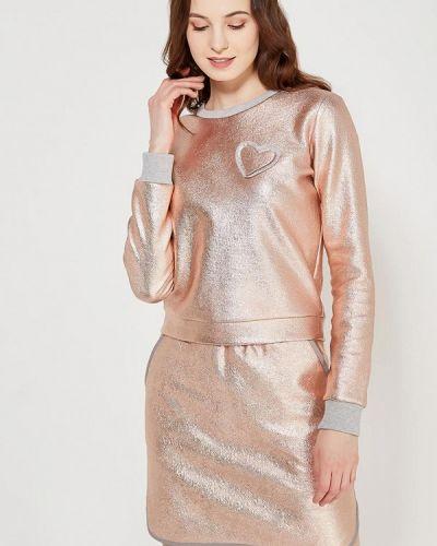 Юбочный костюм золотого цвета Fashion.love.story