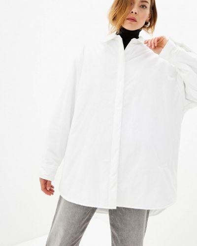 Утепленная куртка демисезонная осенняя Mm6 Maison Margiela