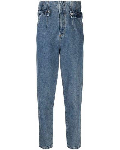 Niebieskie mom jeans Remain