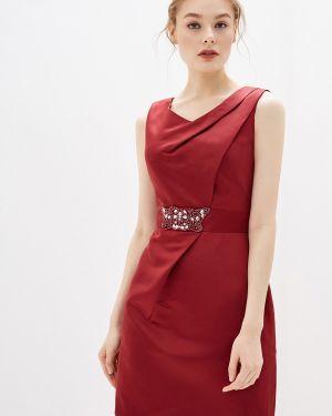 Вечернее платье бордовый индийский Amour Bridal