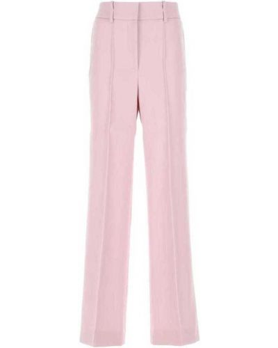Spodnie eleganckie - różowe Givenchy