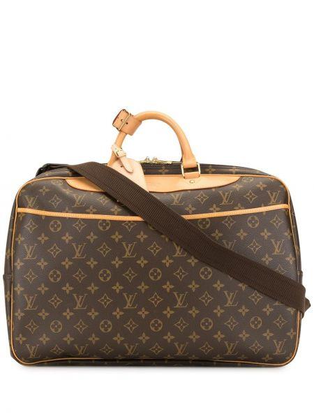 Skórzana torebka droga z uchwytem Louis Vuitton Pre-owned