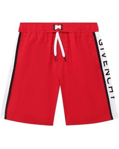 Плавки красный Givenchy