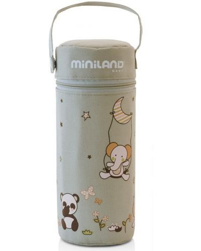 Сумка серая маленький Miniland