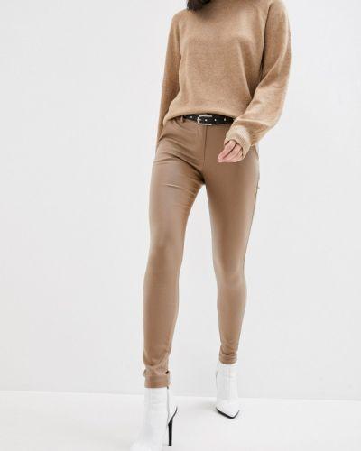 Повседневные бежевые брюки Haily's