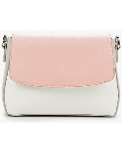 Розовая сумка Calipso