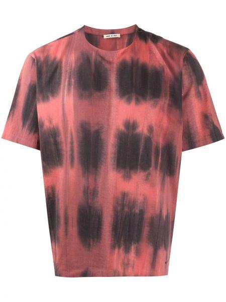 Koszula krótkie z krótkim rękawem z nadrukiem światło Marni