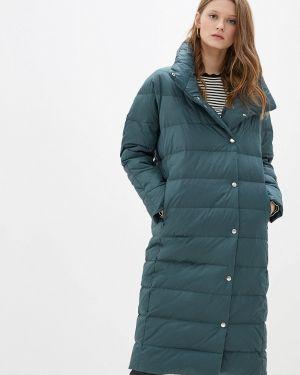 Зимняя куртка осенняя зеленая Tom Tailor
