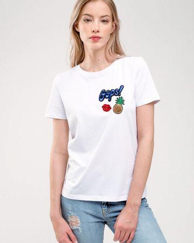 Белая футболка Gee!