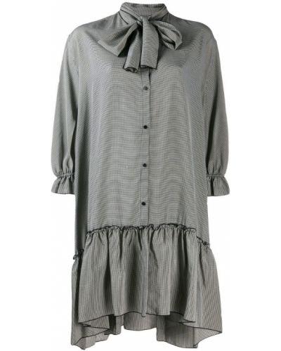 Платье на пуговицах с воротником-стойкой See By Chloé