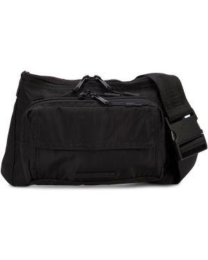 Черная нейлоновая сумка на плечо The Celect