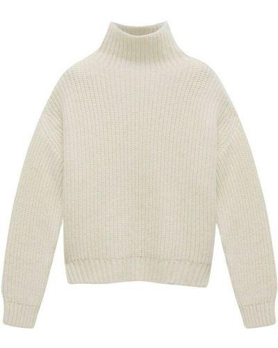 Beżowy sweter Anine Bing