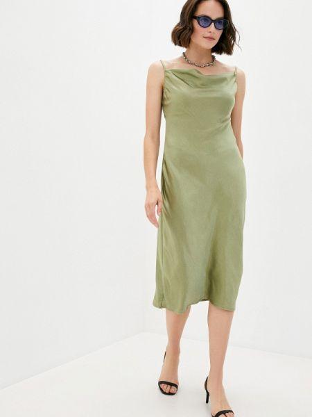 Платье хаки B.style