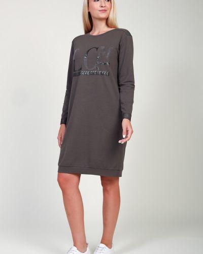 Хлопковое платье Lecomte