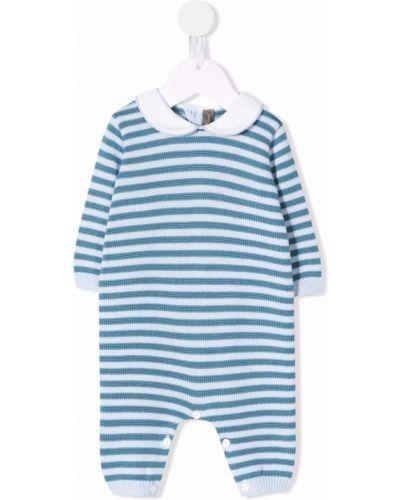Kombinezon z długimi rękawami - niebieski Little Bear