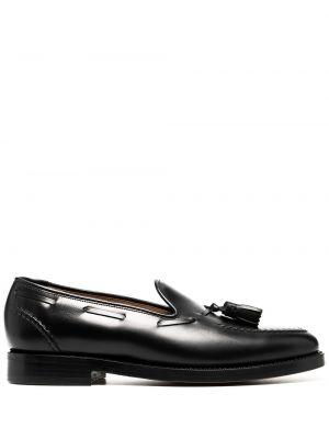 Loafers - czarne Polo Ralph Lauren