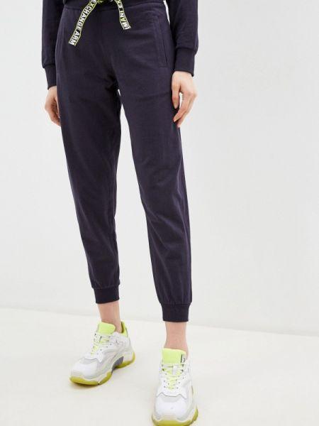 Спортивные брюки весенний синие Armani Exchange