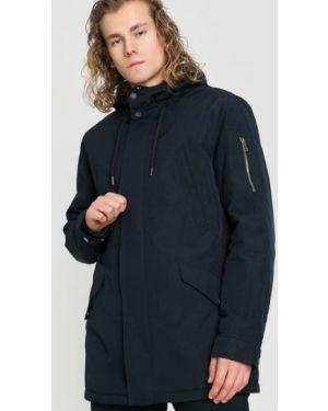 Куртка с капюшоном с манжетами Ostin