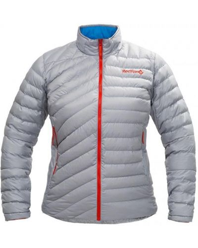 Утепленная куртка серебряная средний Red Fox