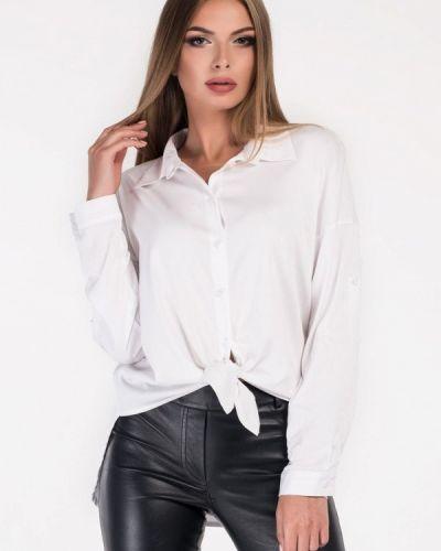 Рубашка с длинным рукавом белая Carica&x-woyz
