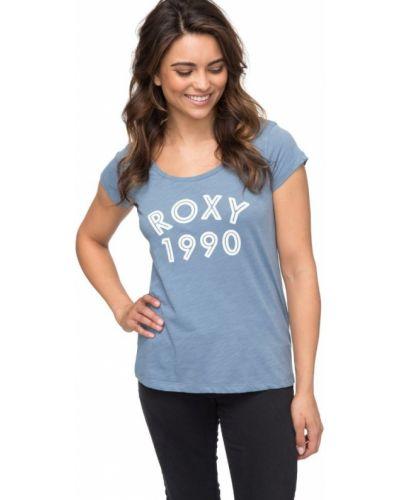 Синяя футболка Roxy