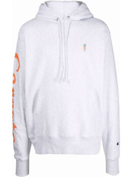 Sweter z printem Carrots