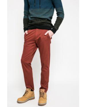Прямые брюки с карманами хлопковые Medicine