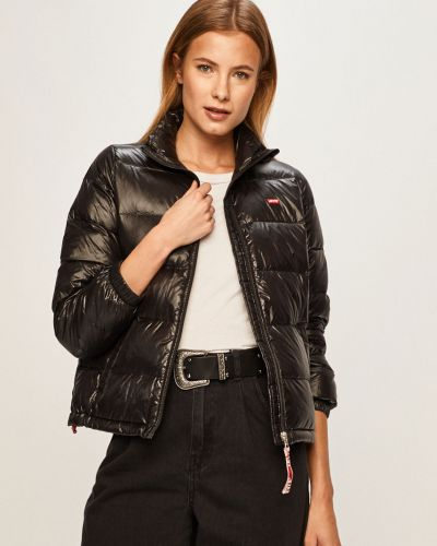 Куртка с капюшоном стеганая укороченная Levi's®