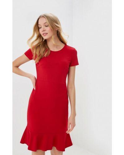 Платье прямое весеннее Adl