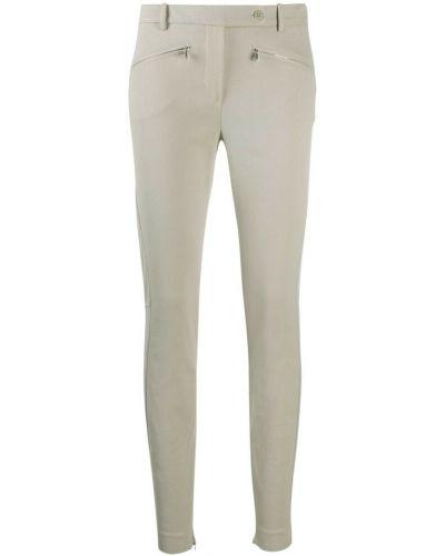 Beżowe spodnie Loro Piana