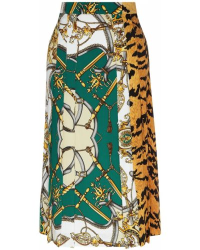 Юбка миди с цветочным принтом Essentiel Antwerp