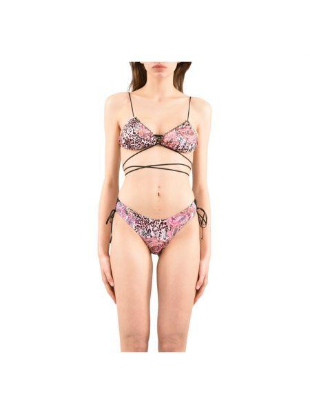 Fioletowy bikini F**k