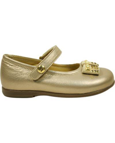 Туфли золотой Missouri