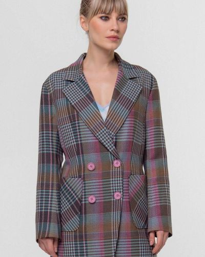 Разноцветный пиджак Jn