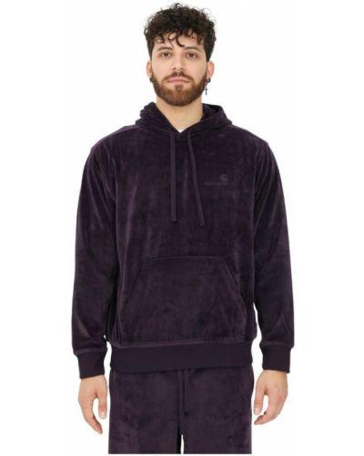 Fioletowy sweter Carhartt Wip